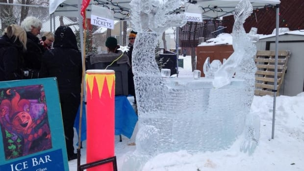 The Deep Freeze: Byzantine Winter Festival will take place along 118th Avenue from 90th to 94th Street this Saturday and Sunday.
