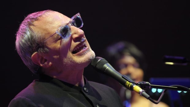 Donald Fagen, 67, founder of the band Steely Dan, was charged with misdemeanour assault and harassment. His publicist had no comment.
