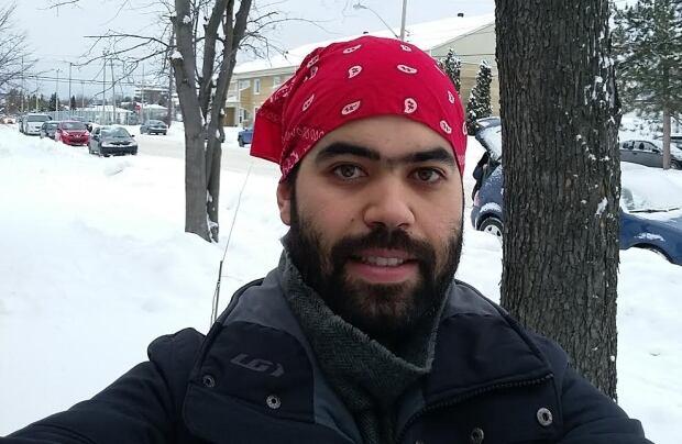 Omar Chouiekh, new Montrealer