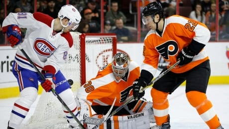 Canadiens End 8-game Road Trip With Loss To Flyers