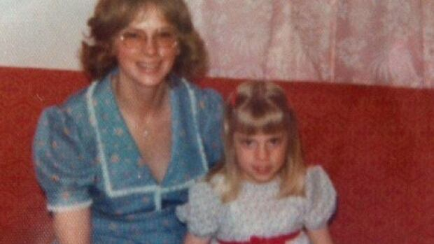 Vernette Eklund, left, and Bonnie Eklund are shown in a family photo from the 1970s. Bonnie's half-sister has turned to classified ads in an attempt to connect her father, who doesn't know she exists. Toni Rempel says she is looking for a man named Gary who was in Regina on business in 1969.