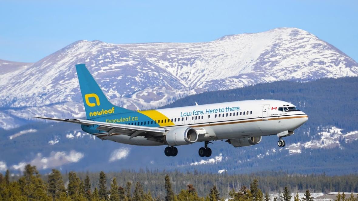 New Airline Kitchener