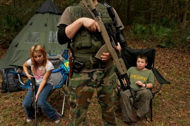 USA-MILITIA North Florida Survival Group 2012