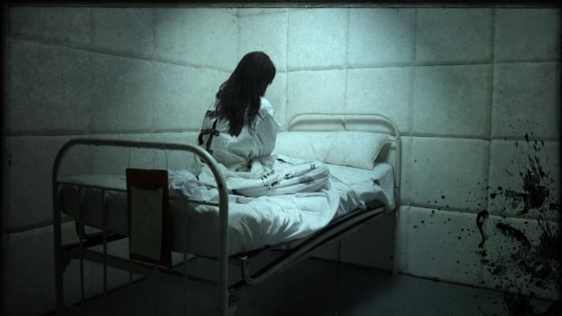 A number of new escape room operations have cropped up in Edmonton. This room at GTFO Escape places players inside a haunted asylum.