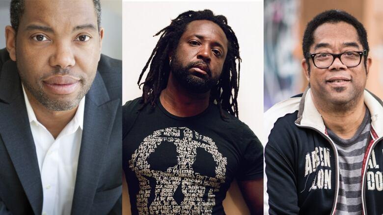 Ta-Nehisi Coates - Marlon James - Andre Alexis