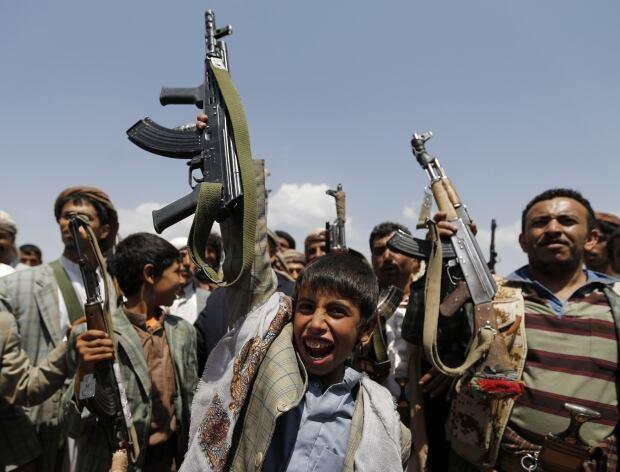 YEMEN-gun ownership 2014