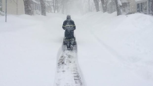 Predictions notwithstanding, the Cape Breton Regional Municipality's public works department has told council it's prepared for the worst winter weather in 2016.