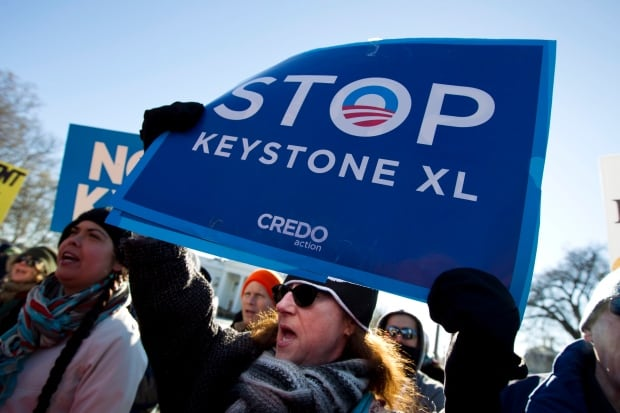 Obama Keystone Pipeline