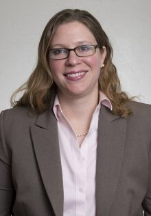 Melissa Hanham