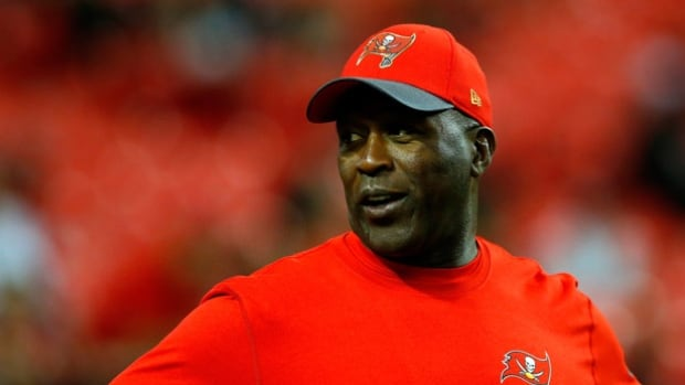 Despite an 8-24 record in two seasons as head coach of the Tampa Bay Buccaneers, it came as a surprise when Lovie Smith was fired by the team on Wednesday.