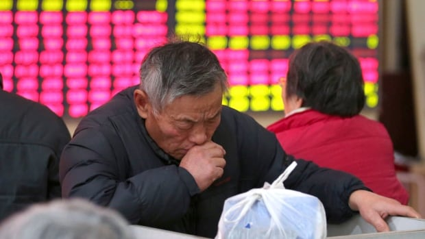 USA stocks sink at the start, echoing China-led rout