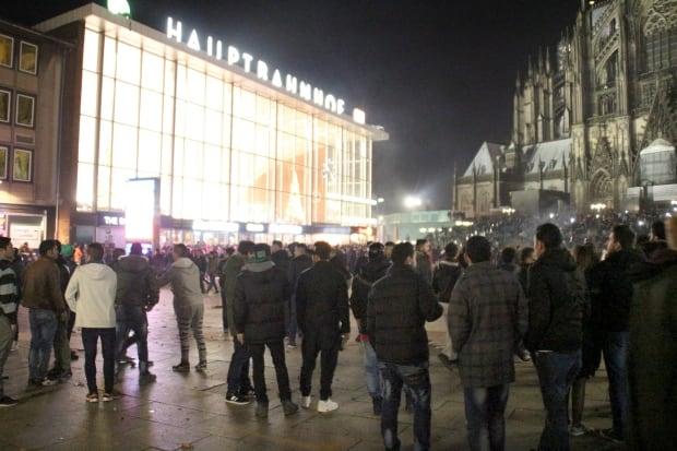 Germany Sex Assaults