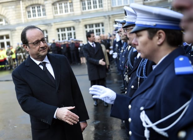 France Attacks Anniversary