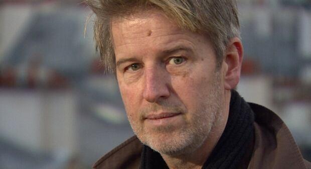 Irish author Robert Wilson