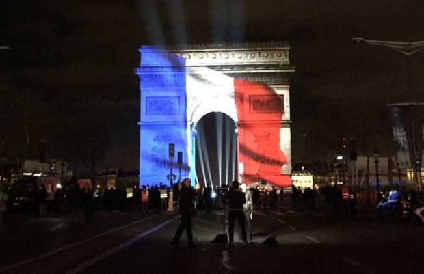 Paris - New Year's 2016