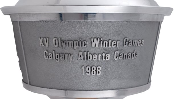1988 Winter Olympic torch