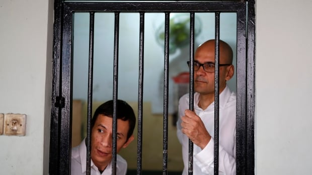 The Burlington-based family of Canadian teacher Neil Bantleman, pictured at right in 2014, say they're satisfied the Canadian government is paying more than lip service to helping to free Neil from prison in Indonesia for a crime they staunchly deny he committed.
