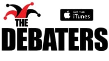 The Debaters on iTunes 4:3 New