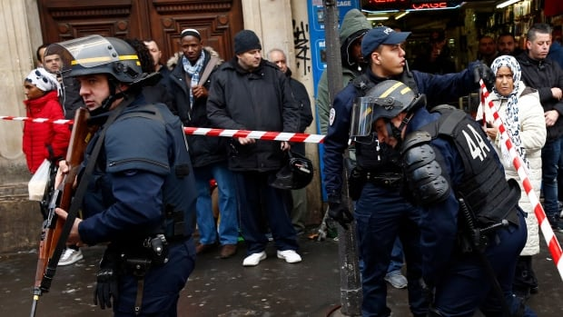 France has been under a state of emergency since a series of attacks claimed by the Islamic State group killed 130 people in Paris on Nov. 13, and tensions increased this week as the anniversary of the January attacks approached.