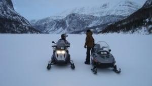 Snowmobiling Newfoundland