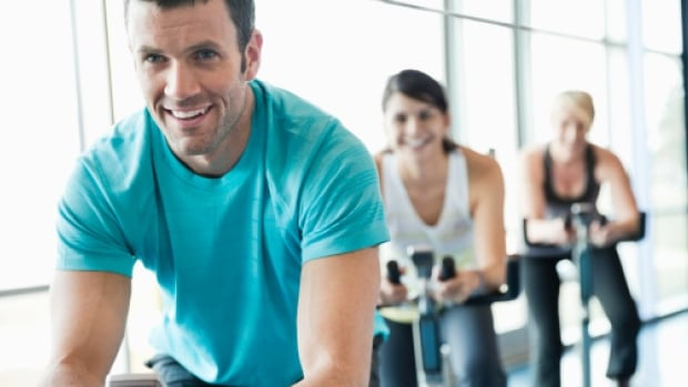 YWCA fitness manager Fleur Palliardi suggests that people find an activity that enjoy doing, to motivate them to keep coming back so they can stick to their fitness goals.
