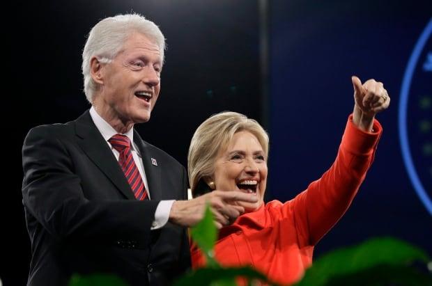 DEM 2016 Bill Clinton