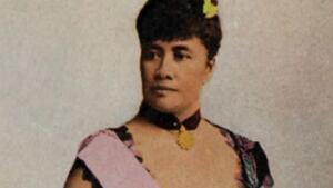 Queen Liliuokalani, the last Queen of Hawaii