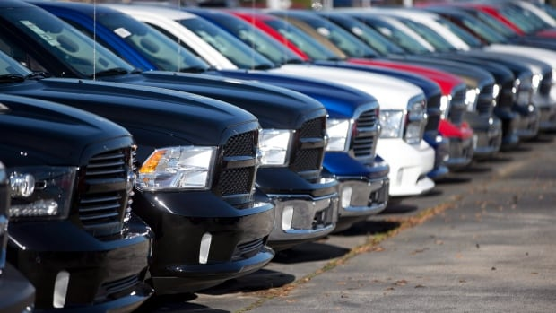 Canada saw a record number of vehicles sold in 2015, the third year in a row that a new record was set.