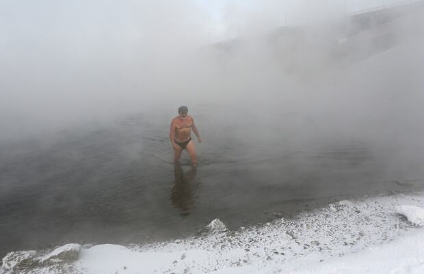 Siberia Cryophile swimmer Nikolai Bocharov is tough Nov 21 2015