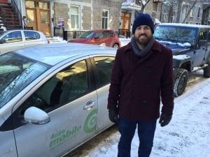 Nick Salter-Communauto-car sharing