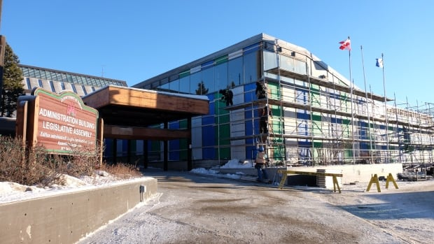 Work is already underway at the building on Second Avenue in Whitehorse.