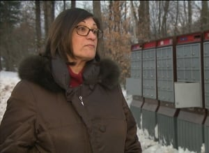 Mary Tsoupanarias, Canada Post theft
