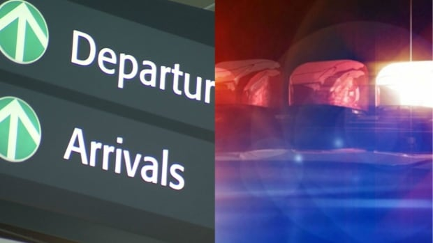 The RNC were called to St. John's airport, where they arrested two Montreal woman accused of causing a disturbance on a domestic flight.