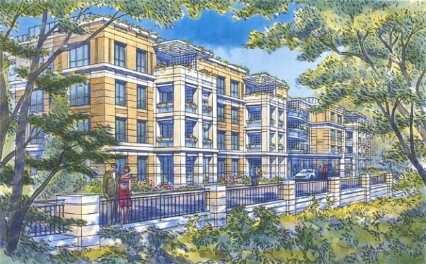 Seton Ridge in Bedford will turn the former convent grounds into a new community.