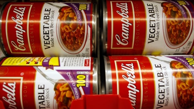 Campbell Soup says it supports a law that will enforce mandatory labeling standard for foods derived from genetically modified organisms.