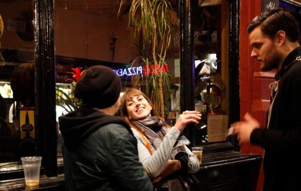 Britain Binge Drinking