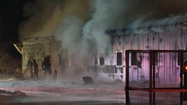 The Ontario Fire Marshal has confirmed that 43 animals died in Monday's fire, including 39 Standardbred horses, three ponies, and one Thoroughbred horse.