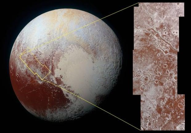 New Horizons Pluto Viking Terra area
