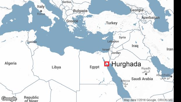 Hurghada-Egypt