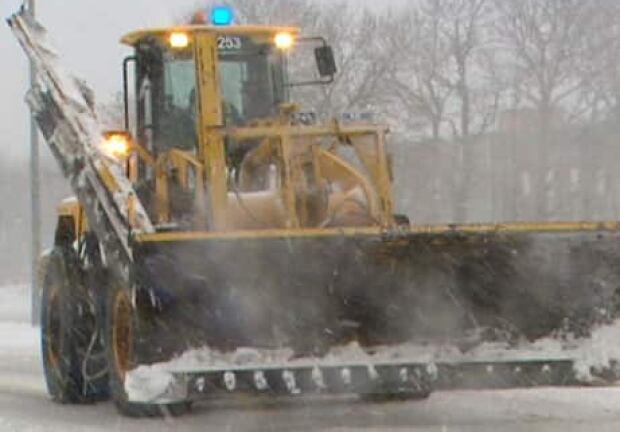 Newfoundland snowplow
