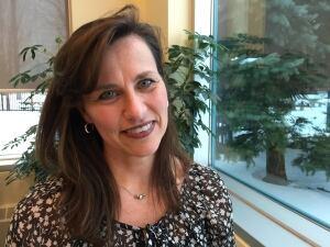 Wendy Stephanson, deputy city treasurer at City of Ottawa