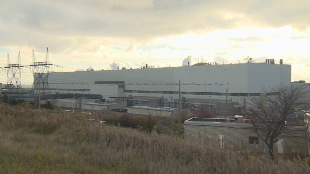 The Darlington nuclear generating station. The provincial government and Ontario Power Generation are expected to announce plans Monday afternoon for refurbishing the nuclear power plant