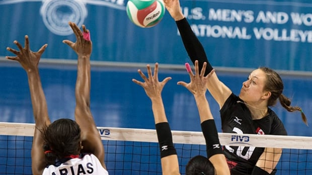 U.S. volleyball team gets another chance at Rio