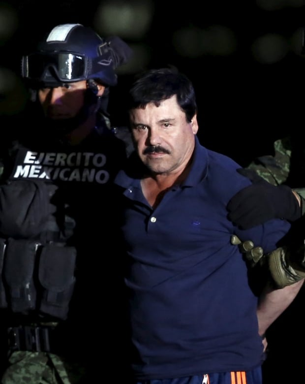 MEXICO-GUZMAN/