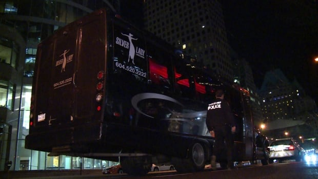 Vancouver party bus fatality