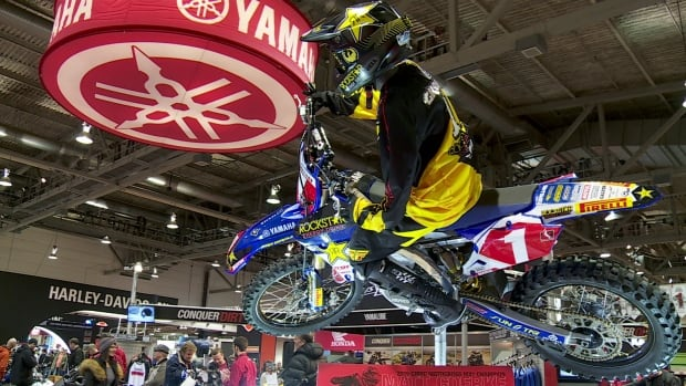 A Calgary motorcycle exhibition welcomed thousands this weekend.