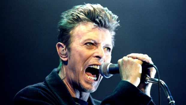 David Bowie's career spanned five decades.