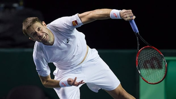Daniel Nestor is 1,000-412 in doubles matches since turning pro in 1991.