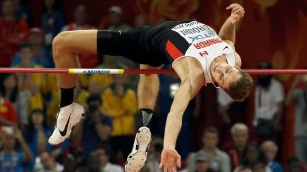 Despite training mostly on his own, Canada's Derek Drouin is coming off his best season of competition. He won high jump gold at the Pan Am Games in Toronto and is the reigning world champion.
