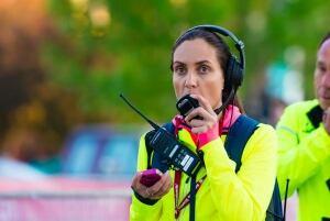 Kirsten Fleming Calgary Marathon